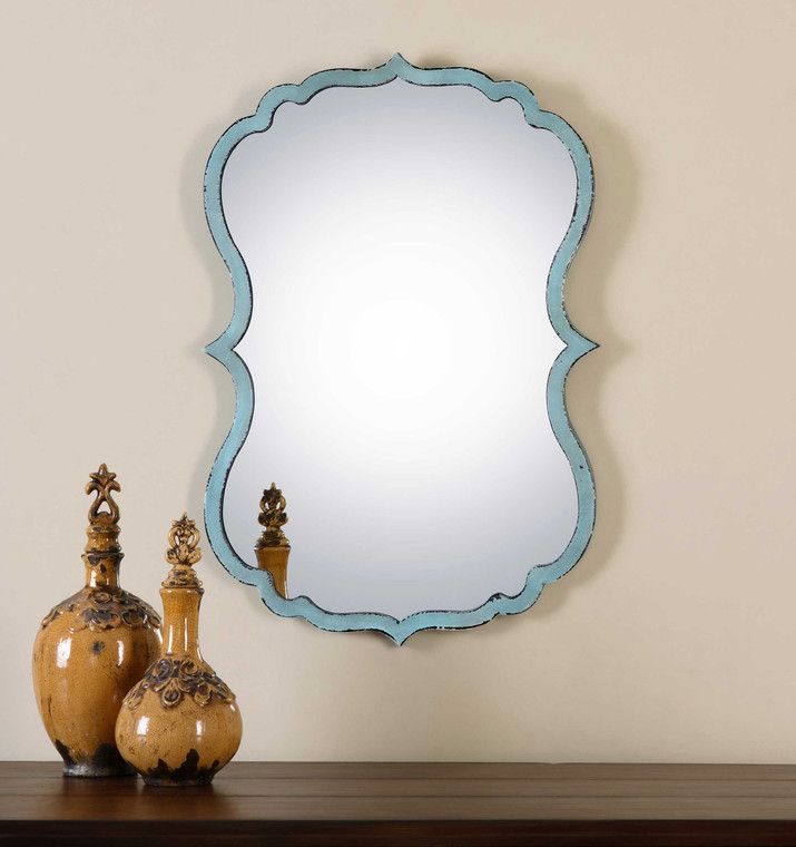 Nicola Vanity Mirror by Uttermost