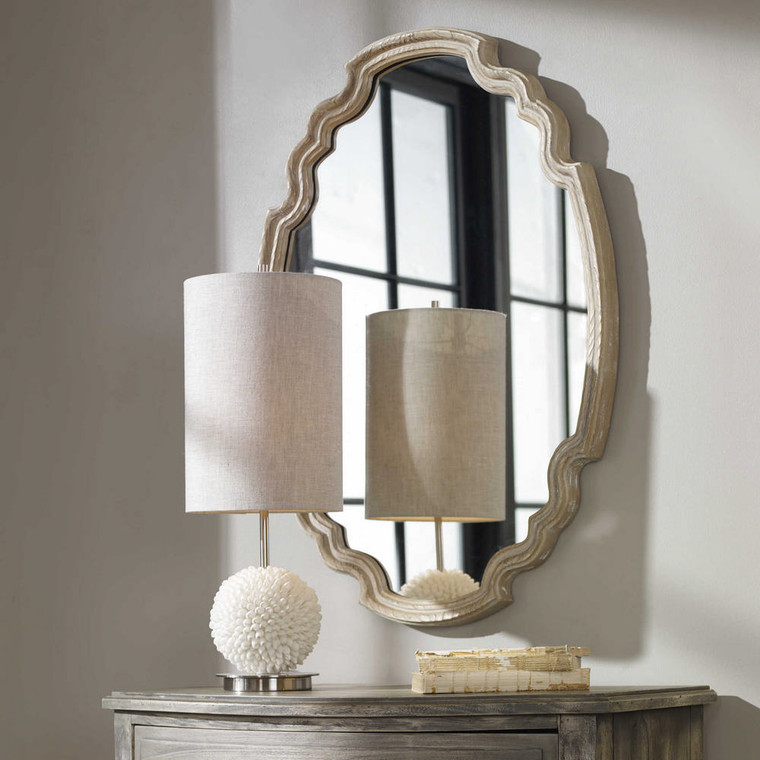 Ludovica Vanity Mirror by Uttermost