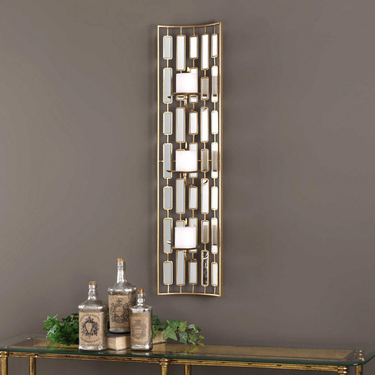 Loire Candle Sconce by Uttermost