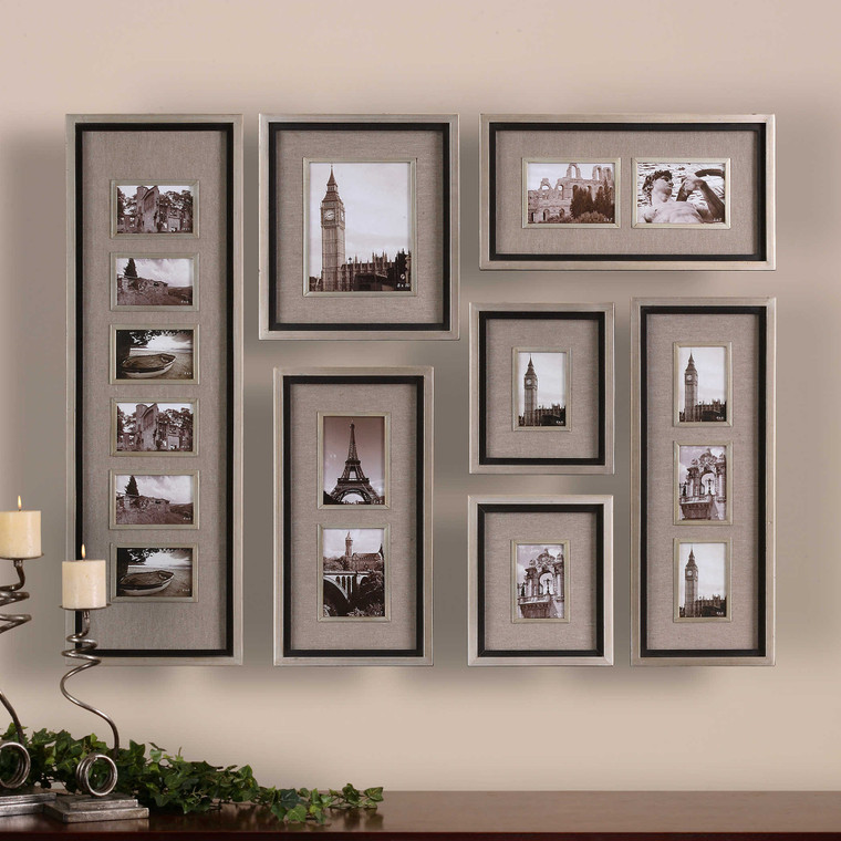 Massena Photo Collage S/7 by Uttermost