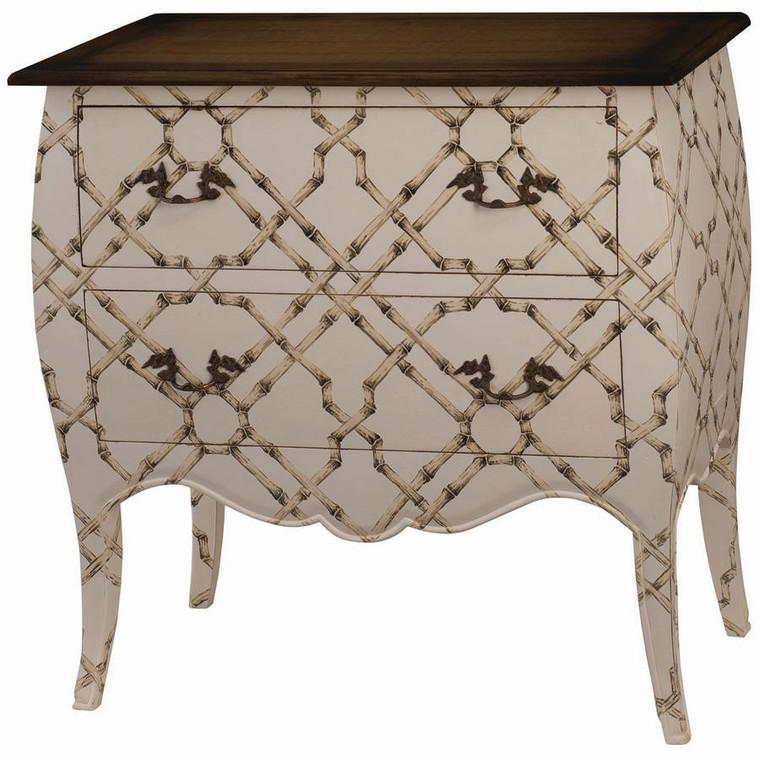 Carina Small Dresser - Size: 85H x 84W x 48D (cm)