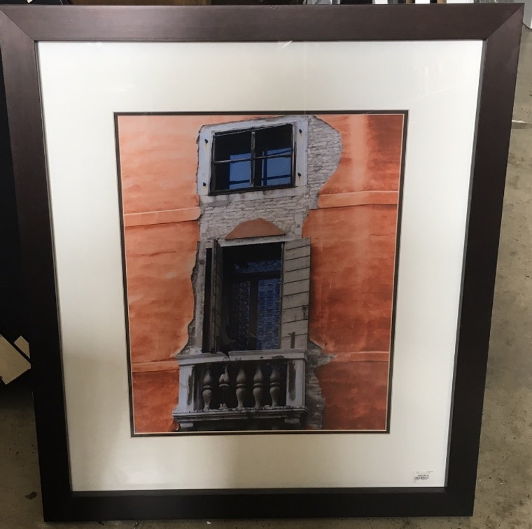 Frame Venetian Windows