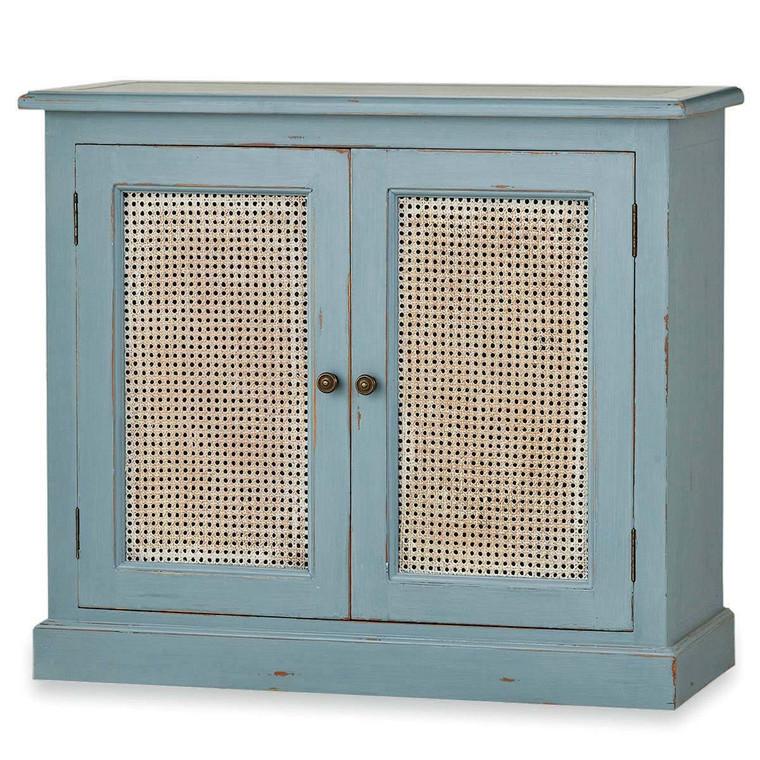 Wilmington 2 Door Sideboard - Size: 89H x 104W x 43D (cm)