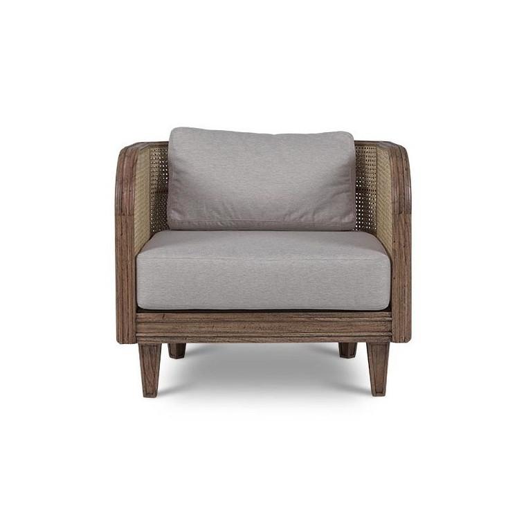 Lexington Chair - Size: 76H x 88W x80D (cm)