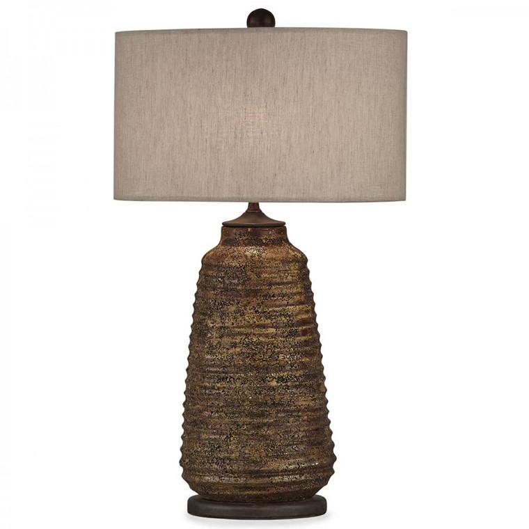 Grotto Table Lamp - Size: 75H x 46W x 46D (cm)