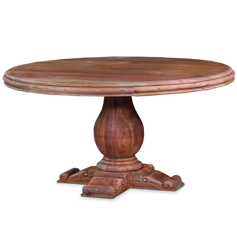 Drake 150cm Round Pedestal Table w/out Routing - Any Colour