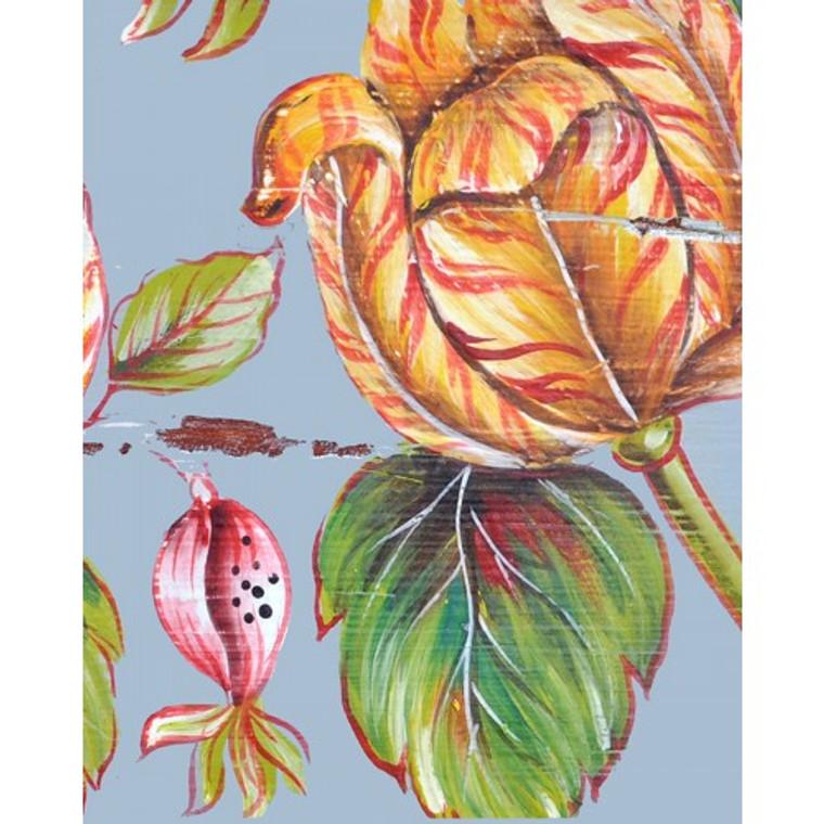 A06 Color Floral Tulip by Bramble Co