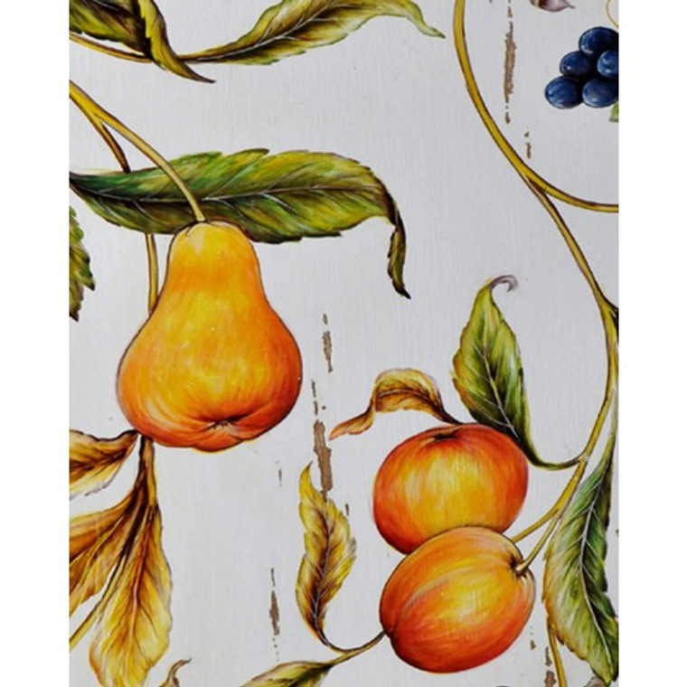 A168 Pears And Blueberry Artwork by Bramble Co