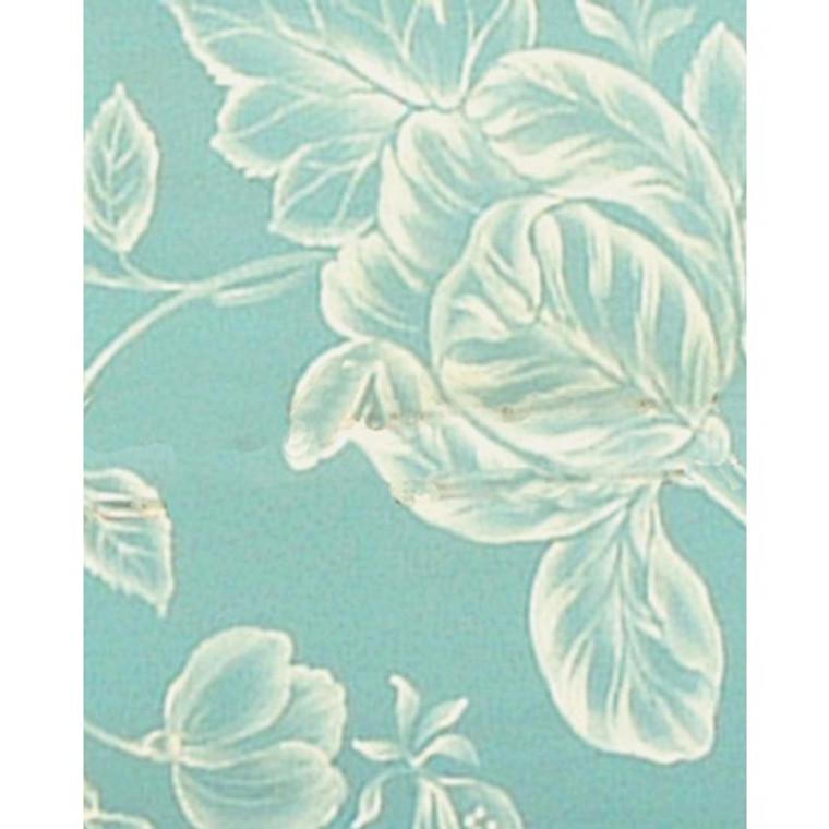 A60 White Floral Artwork by Bramble Co