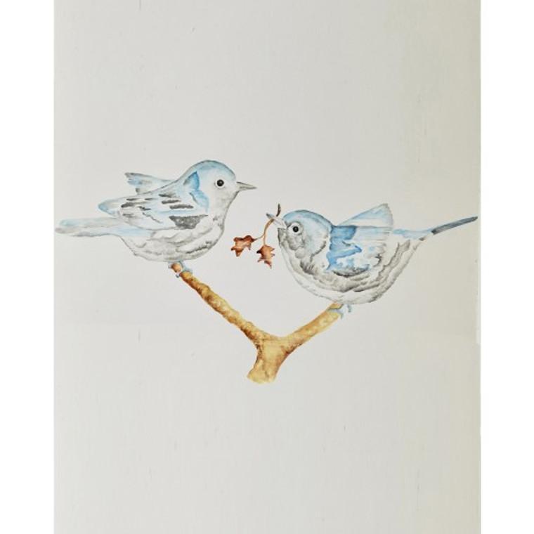 A644 Lovebirds by Bramble Co