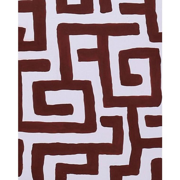 A682 Greek Key Maze by Bramble Co
