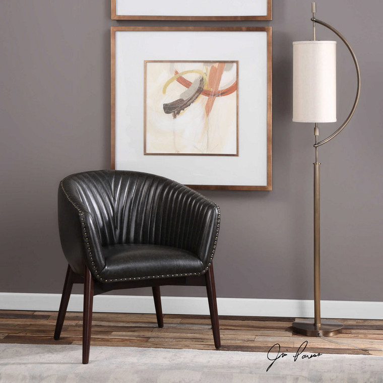 Anders Accent Chair by Uttermost