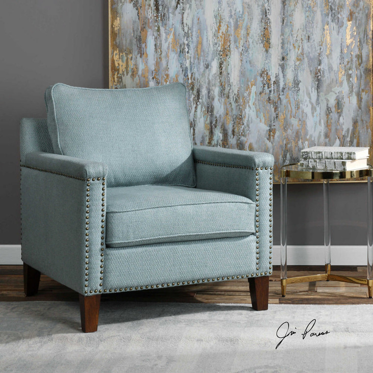 Charlotta Accent Chair by Uttermost