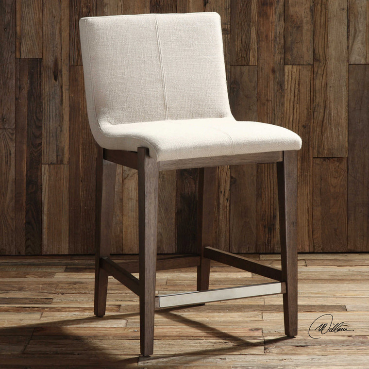 Klemens Counter Stool by Uttermost
