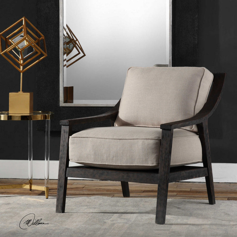 Lyle Accent Chair by Uttermost