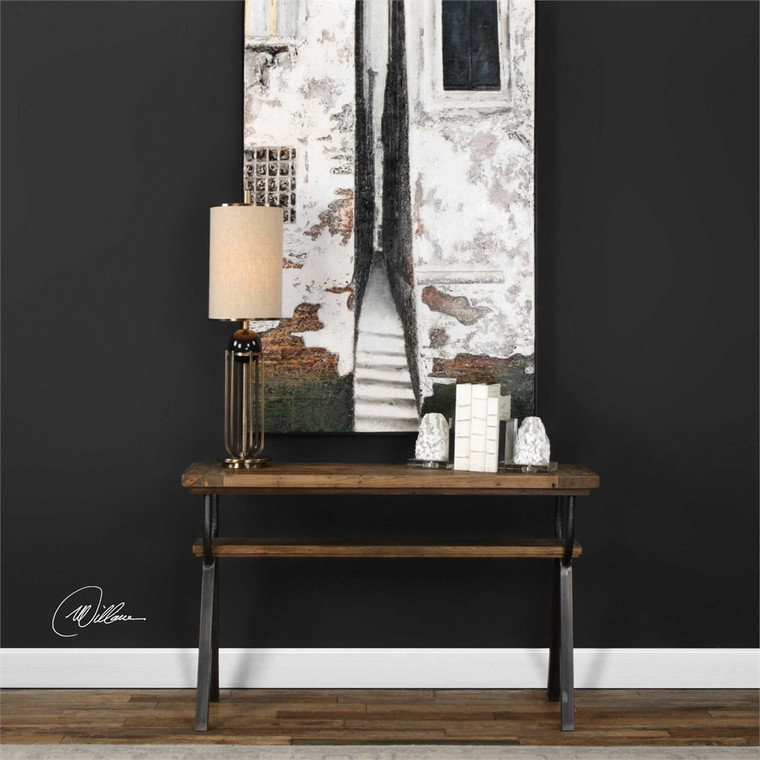 Domini Console Table - by Uttermost