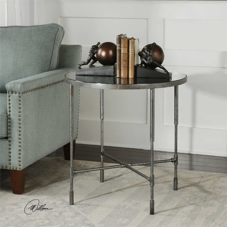 Vande Accent Table - by Uttermost