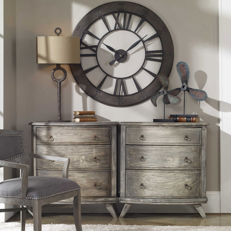 Jacoby Accent Chest by Uttermost