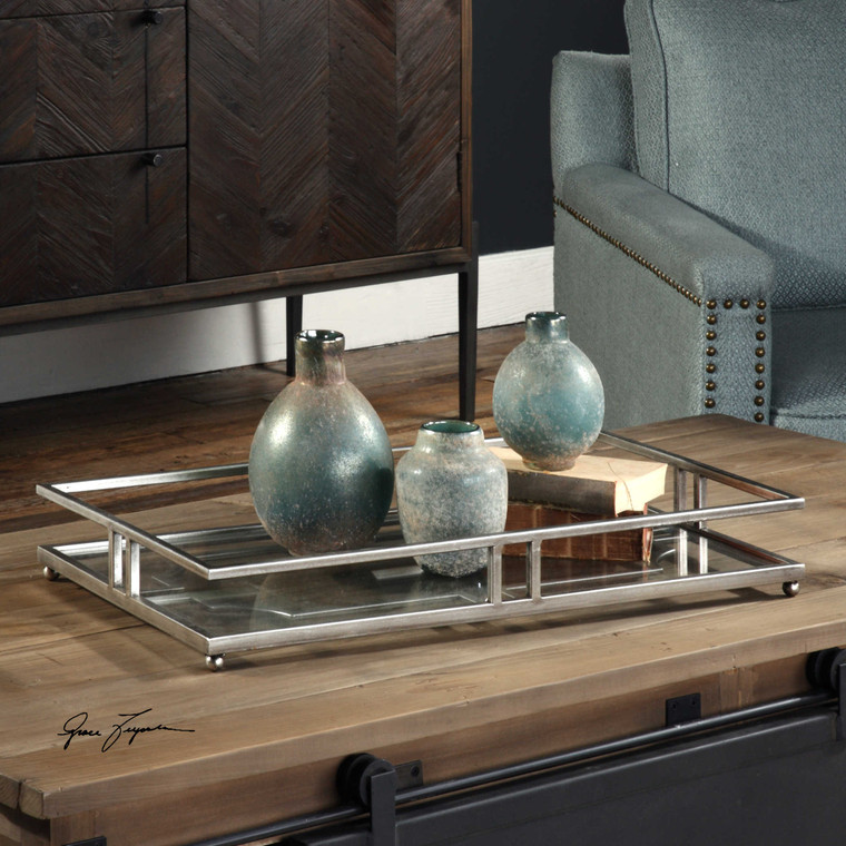 Rafaela Tray by Uttermost