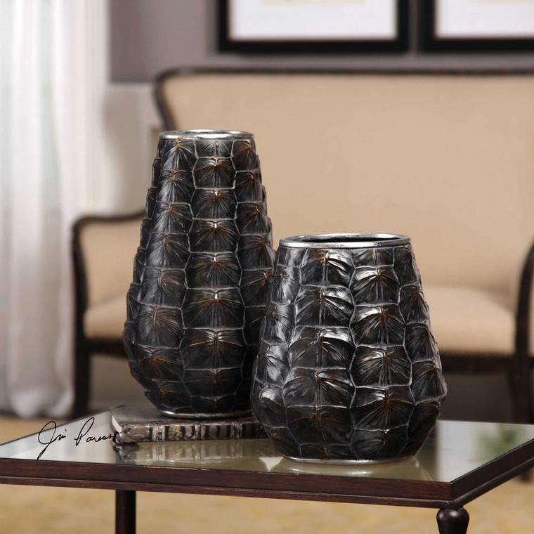 Kapil Vases S/2 by Uttermost