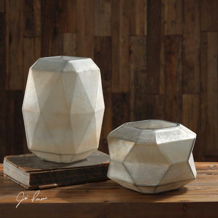 Luxmi Vases S/2 by Uttermost