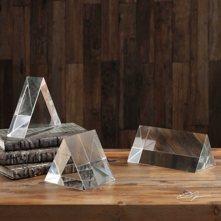 Triangle Trio S/3 by Uttermost