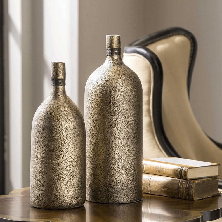Biren Vases S/2 by Uttermost