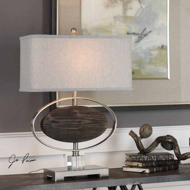 Malik Table Lamp by Uttermost