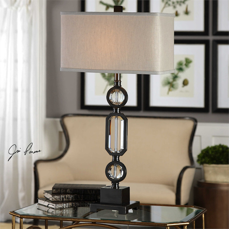 Jugovo Table Lamp - by Uttermost
