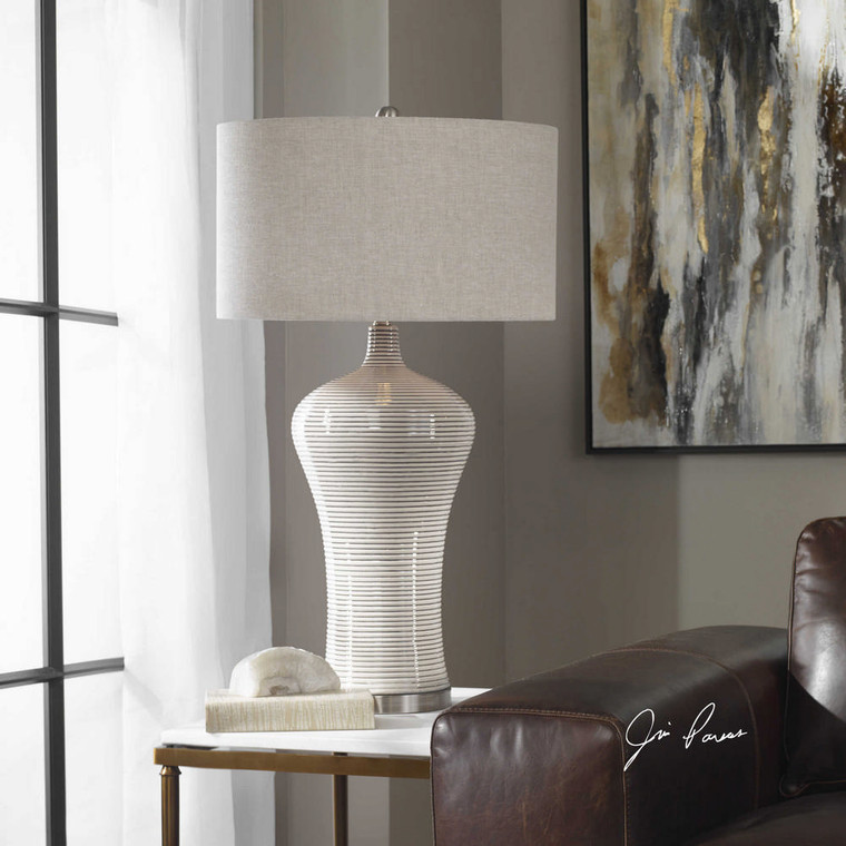 Dubrava Table Lamp by Uttermost