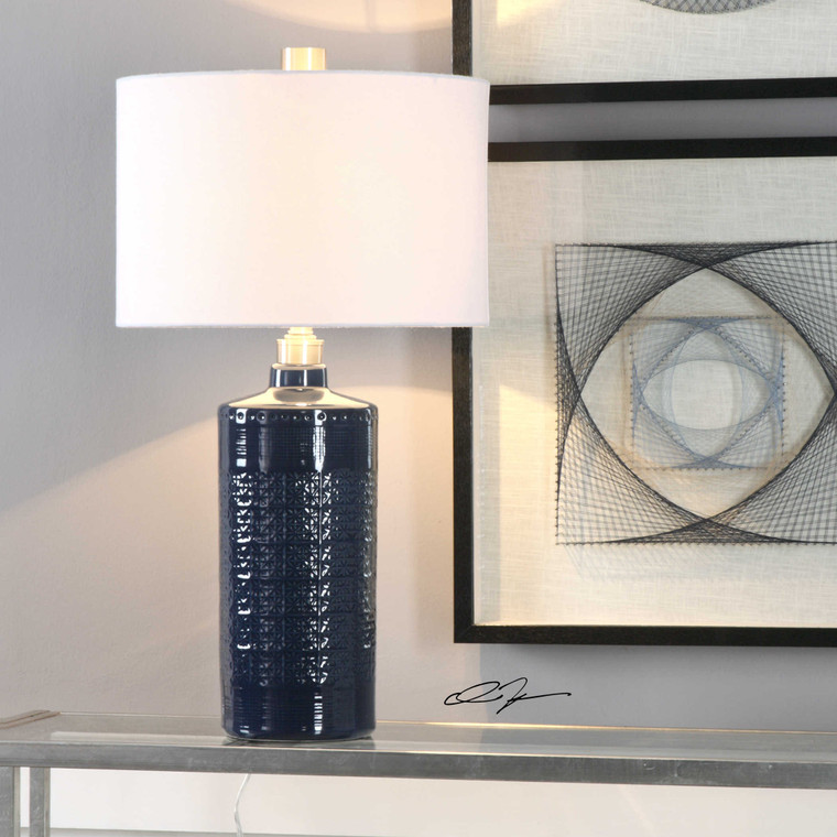 Thalia Table Lamp by Uttermost
