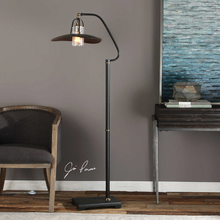 Arkutino Floor Lamp by Uttermost
