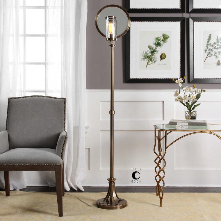 Blanchet Floor Lamp by Uttermost