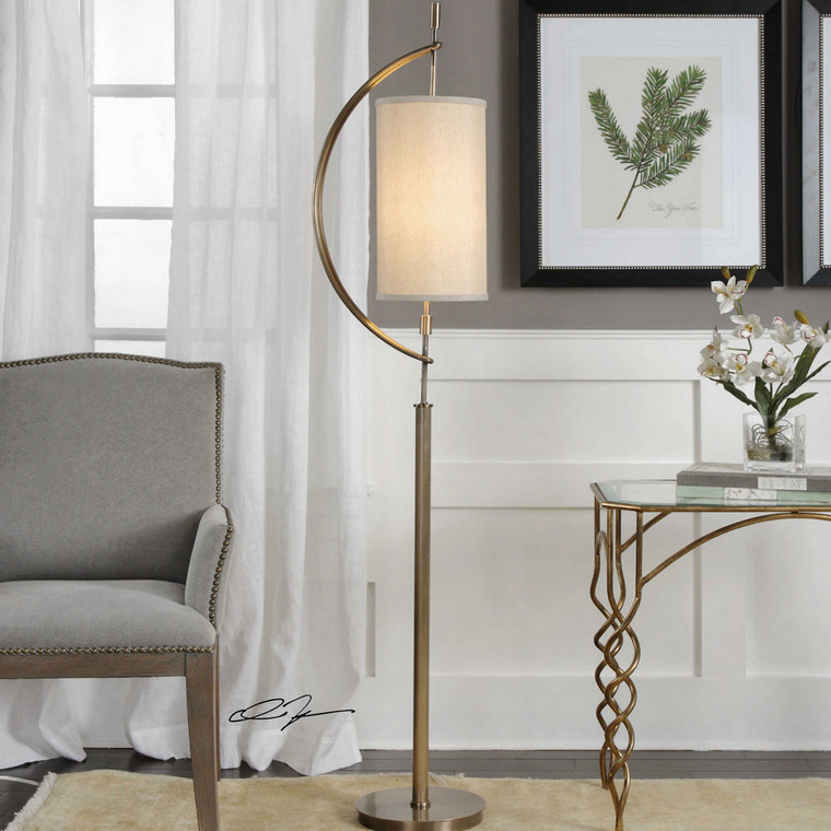 Balaour Floor Lamp by Uttermost