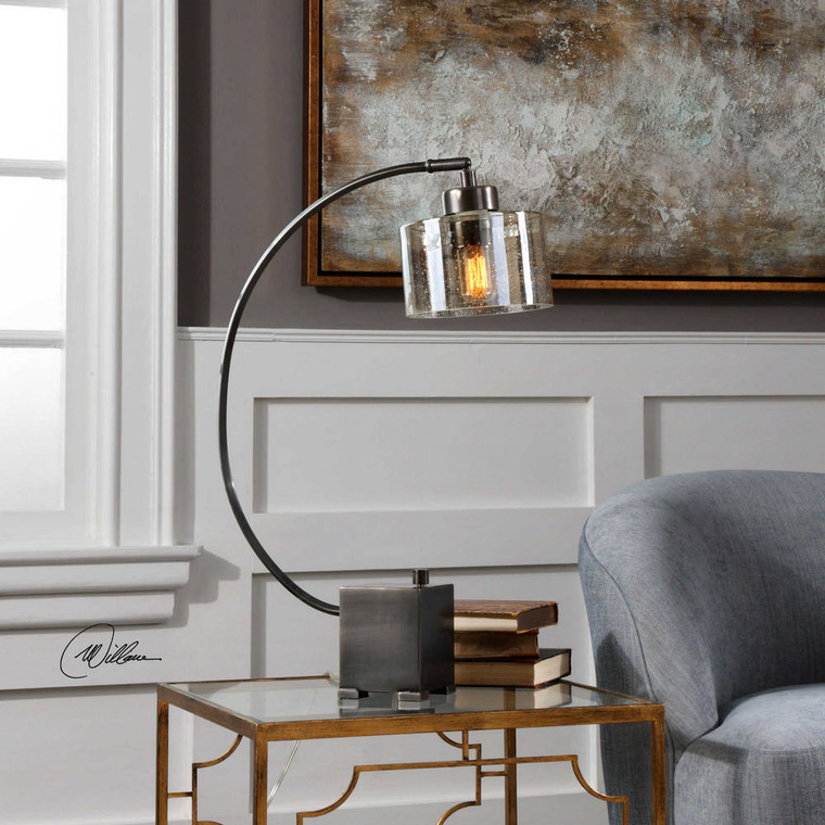 Cervino Accent Lamp by Uttermost
