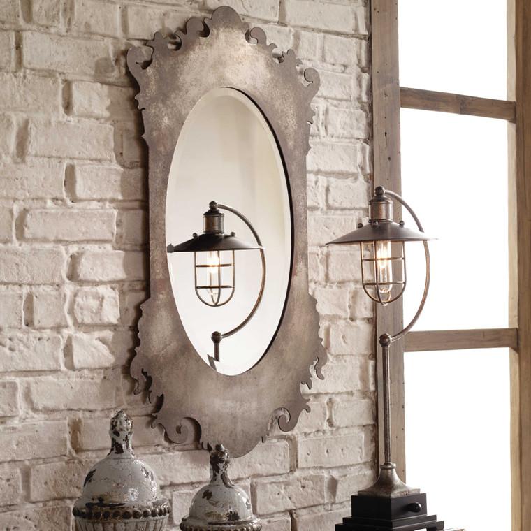 Vitravo Mirror by Uttermost