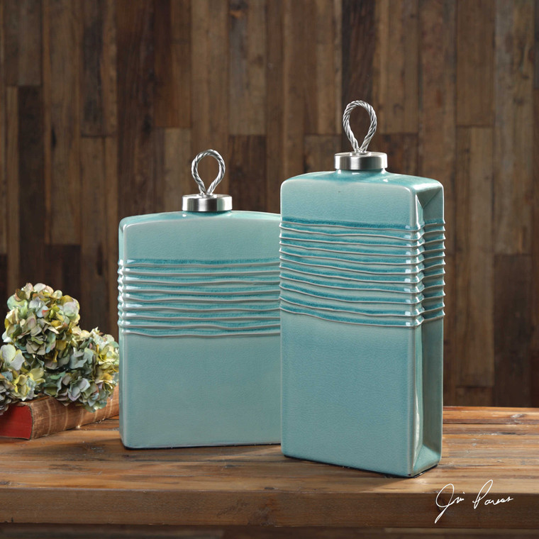 Rewa Containers S/2 by Uttermost