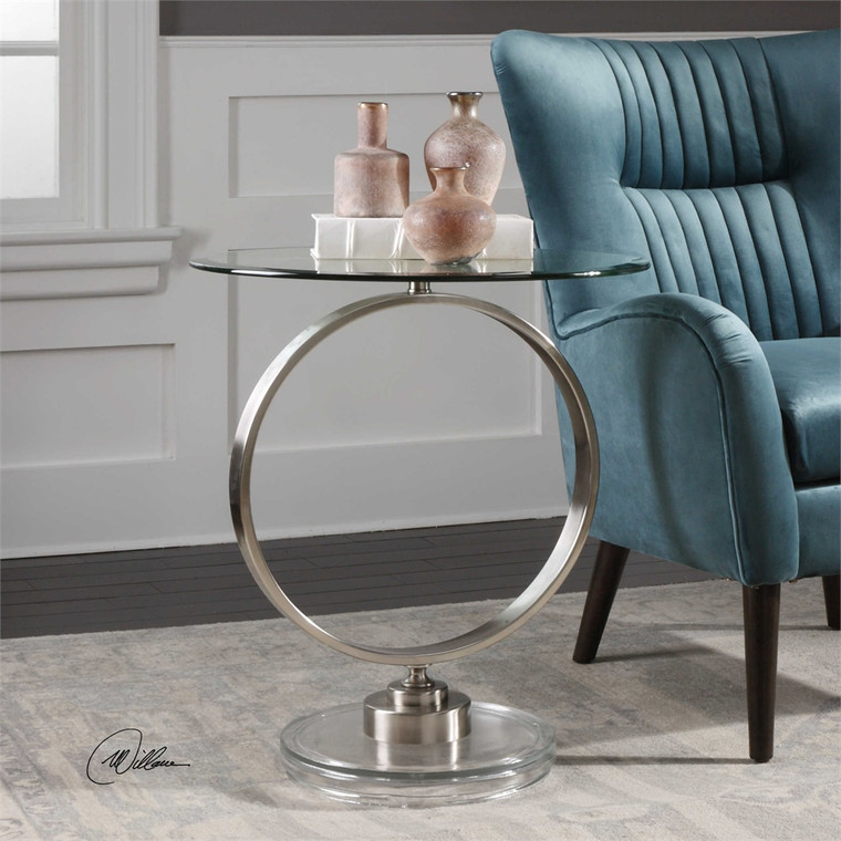 Dixon Accent Table - by Uttermost