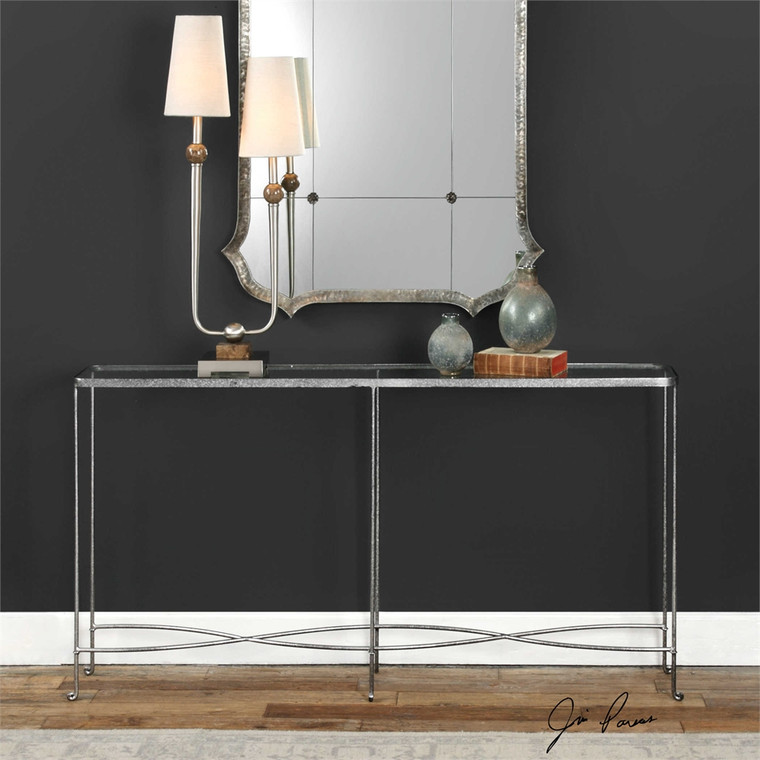 Aubrey Console Table - by Uttermost