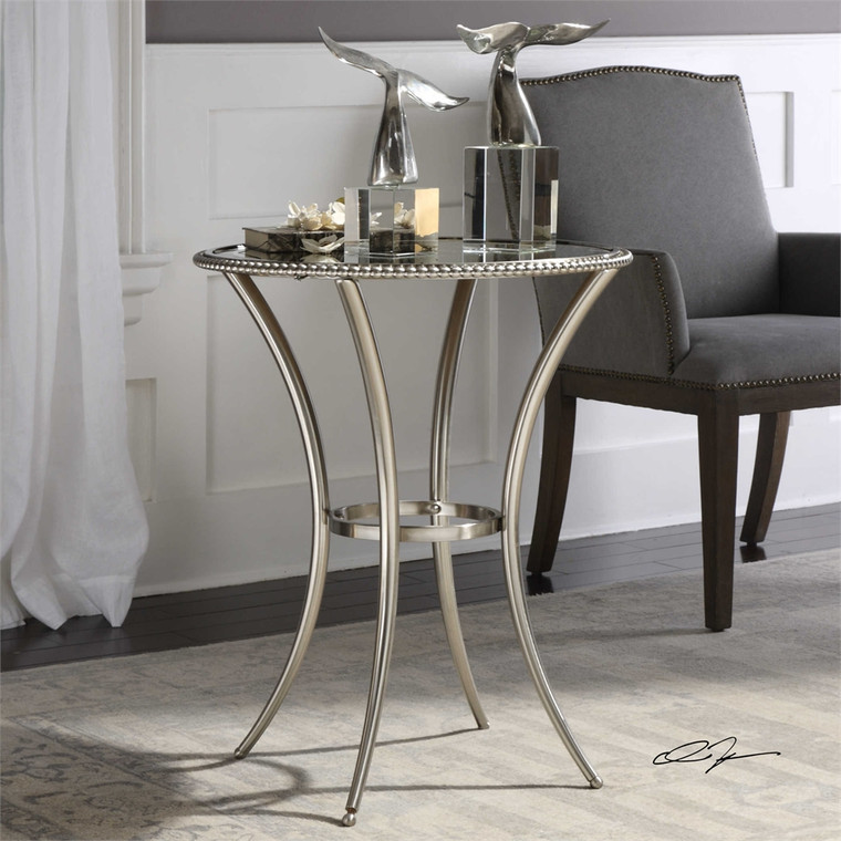Sherise Accent Table - by Uttermost