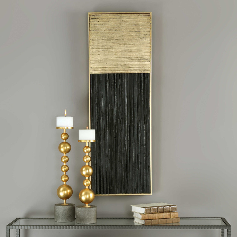 Pierra Wood Wall Panel by Uttermost