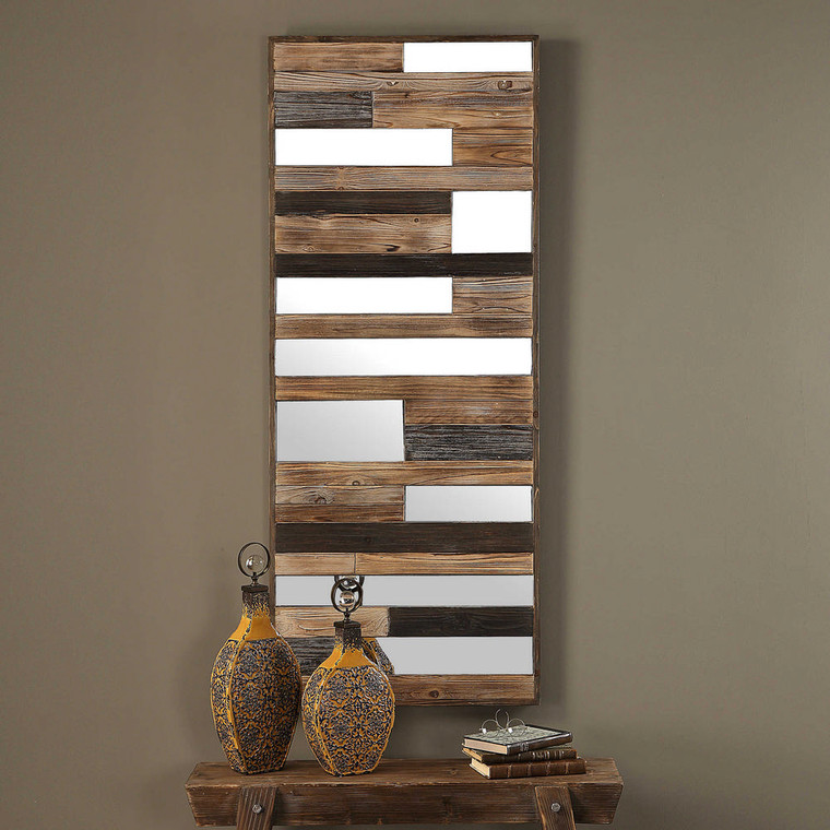 Kaine Wood Wall Decor by Uttermost