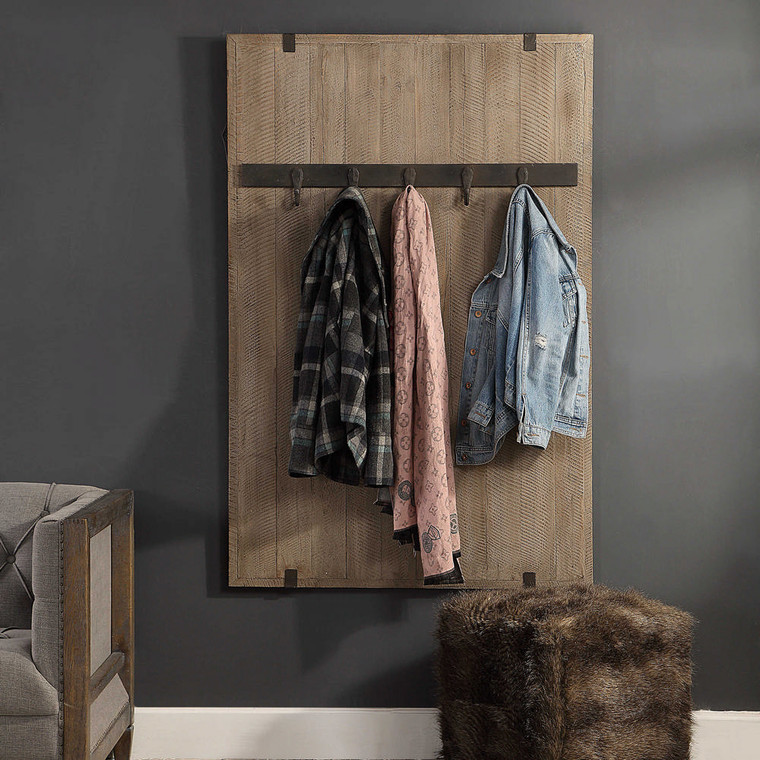 Galway Coat Rack by Uttermost