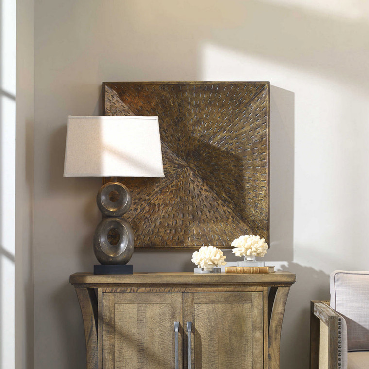 Blaise Metal Wall Decor by Uttermost