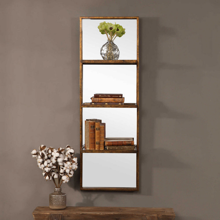 Dalis Wall Shelf by Uttermost