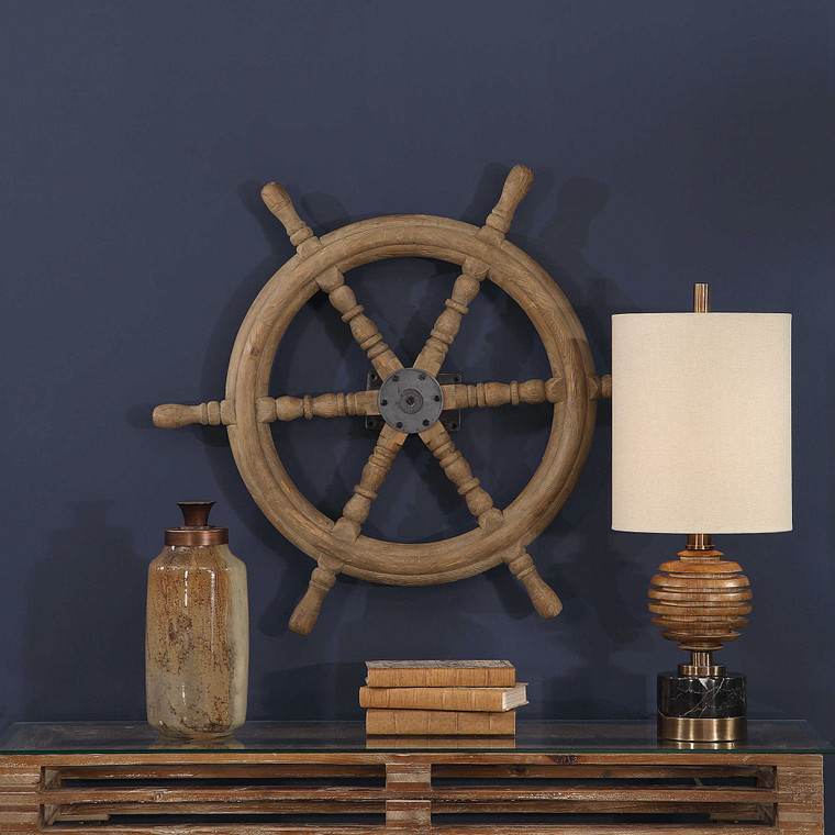 Sailor Wood Wall Décor - by Uttermost