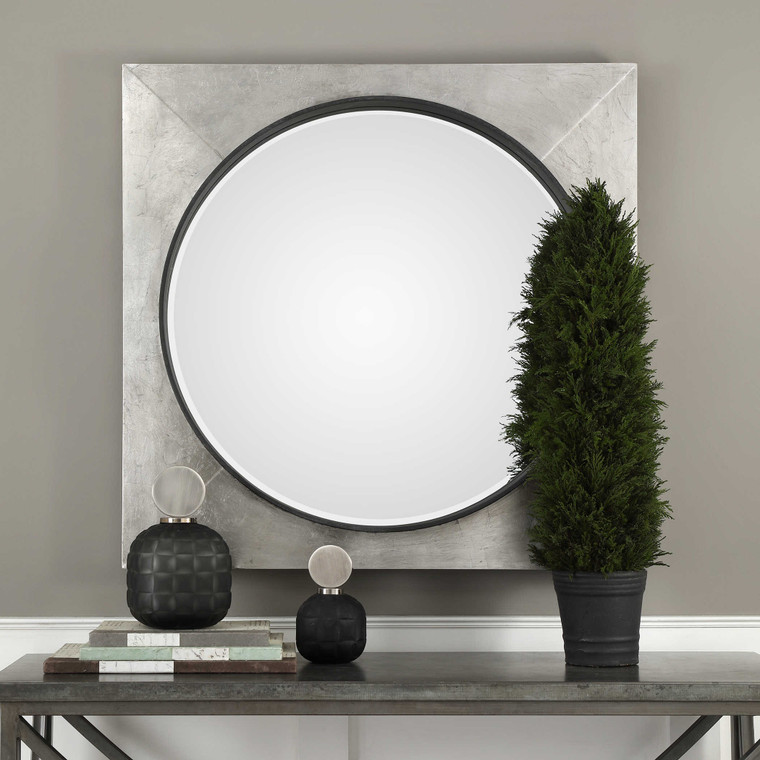 Solomon Square Mirror by Uttermost