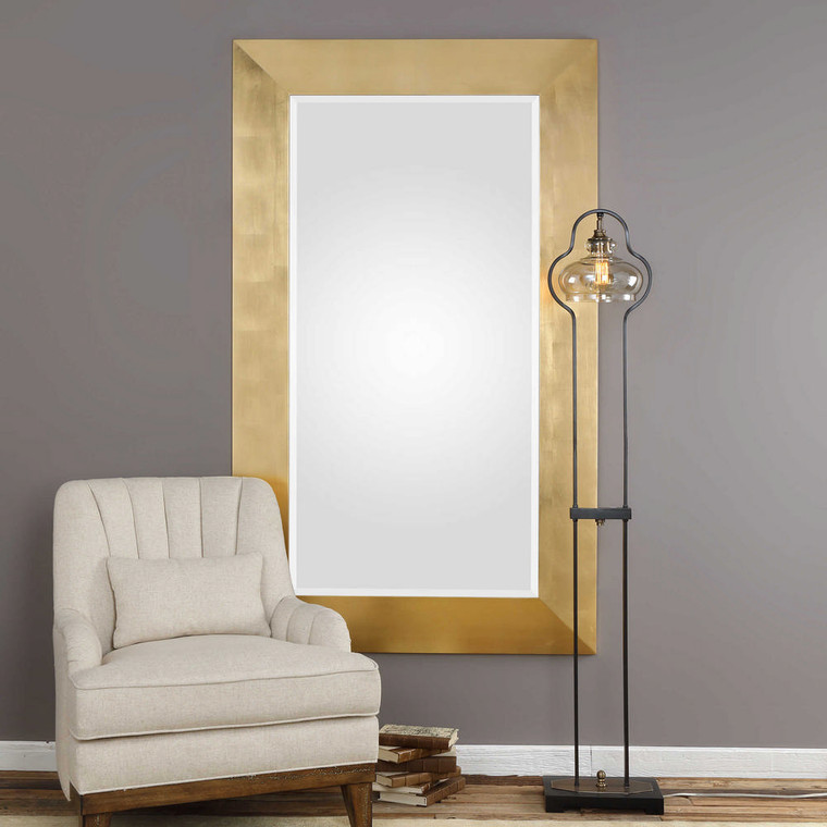Chaney Mirror by Uttermost