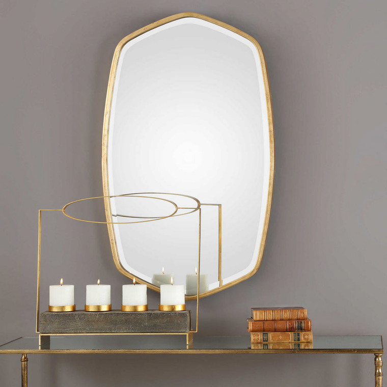Duronia Vanity Mirror by Uttermost