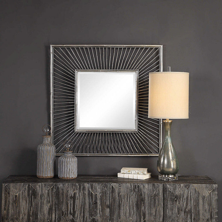 Anji Square Mirror by Uttermost